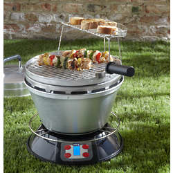 Portable Wood Fire Grill