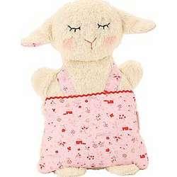 Cherry Kiss Lamb Therapeutic Stuffed Animal