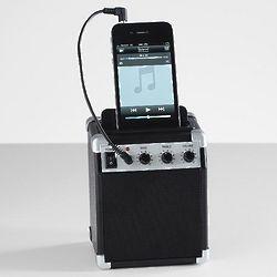 Amp Style Retro Speaker