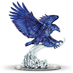 Spirit Of Benitoite Eagle Figurine