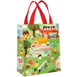 Happy Food Town Lunch Tote