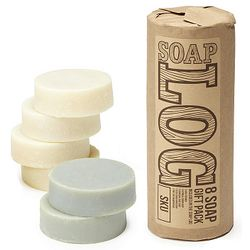 Soap Log Set Gift