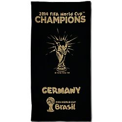 2014 FIFA World Cup Germany Champions Beach Towel