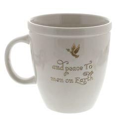 Peace Mocha Mug