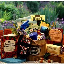 It's A Blooming Gardener's Planting Gift Bucket