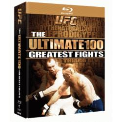 UFC Ultimate 100 Greatest Fights Blu-ray 6 Disc Set