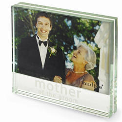 Mother of the Groom Keepsake Frame