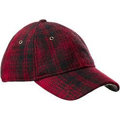 Hunt Plaid Ball Cap