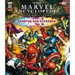 The Marvel Encyclopedia Book