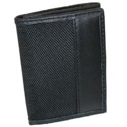 Identity and Credit Card RFID Blocking Tri-fold Wallet