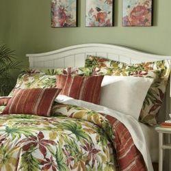 Sarasota King Pillow Shams