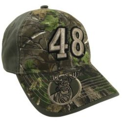 NASCAR Jimmie Johnson #48 Tracker Hat