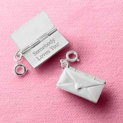 Secret Message Charm