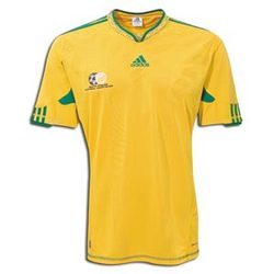 South Africa World Cup Home Jersey