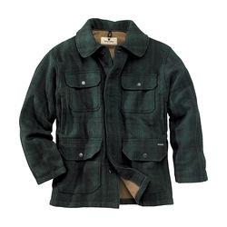 Classic Wool Field Coat