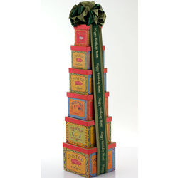 Bistro Gift Box Tower