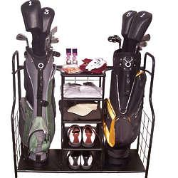 Golf Club Organizer