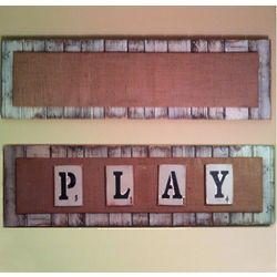 Slat Message Board