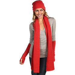 Comfort and Joy Hat and Scarf Set