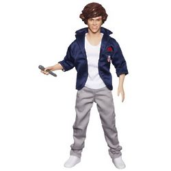 One Direction Singing Harry Doll