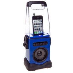Blue iCanister MP3 Player Speaker