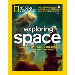 National Geographic Magazine: Exploring Space Special Issue