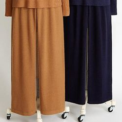 Plush Cashmere Pants