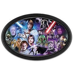 Star Wars Framed Wall Decor