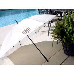 "Personalized Large 60"" Umbrella"