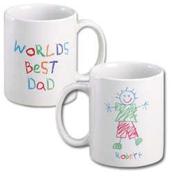 "Personalized ""World's Best..."" Mug"