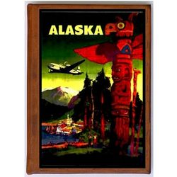 Alaska Handmade Leather Photo Album