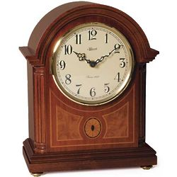 Madison Dual Chime Mantel Clock