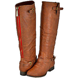 Women Outlaw-81Tan Casual Boots