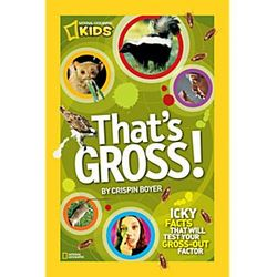 That's Gross Kid's Book