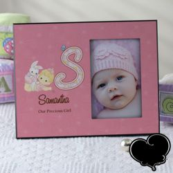 Precious Moments Personalized Baby Picture Frame