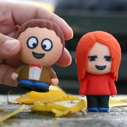 Create Your Own 3D Cartoon Character