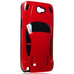 Red and Black Sports Car Cell Phone Case