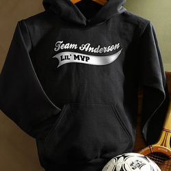 Lil' MVP Youth Personalized Sweatshirt