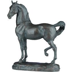 Warrior Horse Sculpture