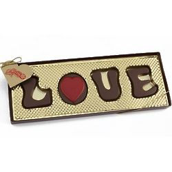 Chocolate Love Letters