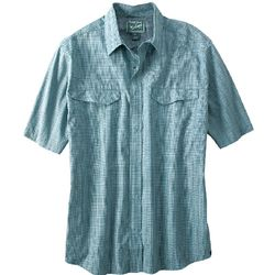 Men's Track Back Shirt