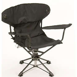 Foldable Swivel Chair