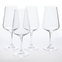 Food Network Cuvee Wine Glass Set