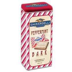 Peppermint Bark Nostalgic Tin