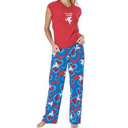 I'm With Cupid Pajamas