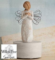 Willow Tree Remembrance Angel Musical Figurine