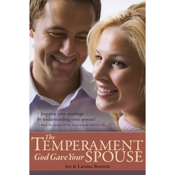 The Temperament God Gave Your Spouse Book