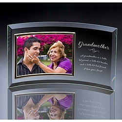 Grandmother Horizontal 6x4 Photo Frame