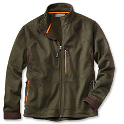Men's Targhee Full-Zip Fleece Fishing Jacket