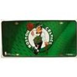 Boston Celtics License Plate